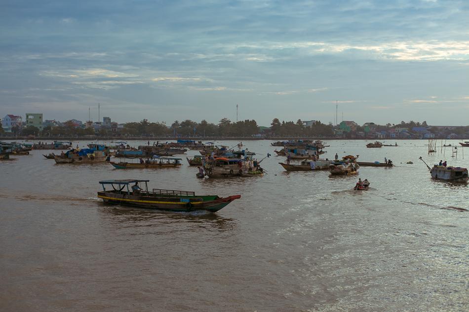 Trà Ôn Floating Market [ Zeiss Planar T* 50mm 1.4 ZE ]