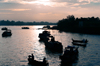 Mekong Delta Sunrise [ Zeiss Planar T* 50mm 1.4 ZE ]