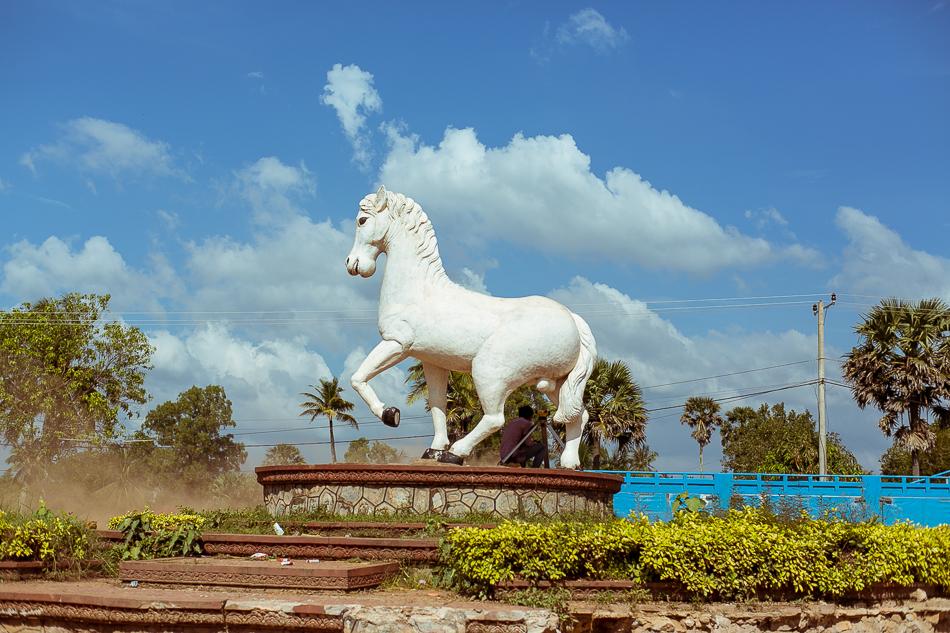 Horse Statue [ Zeiss Planar T* 50mm 1.4 ZE ]