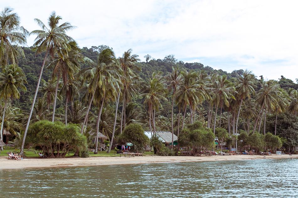 Koh Tonsay (Rabbit Island), 2PM [ Zeiss Planar T* 50mm 1.4 ZE ]