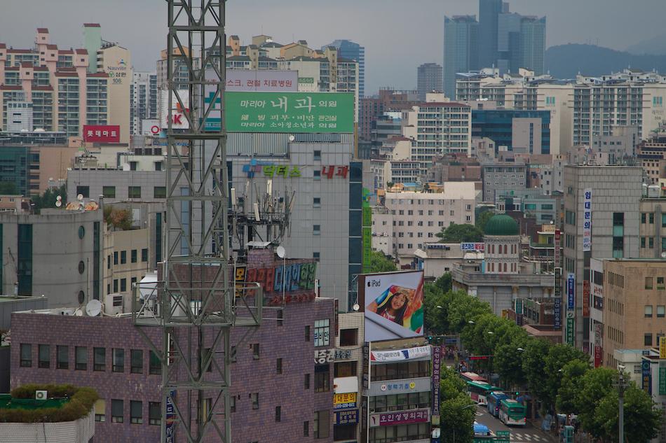 Seoul Billboards [ EF 24 - 105mm 1:4 L IS ]