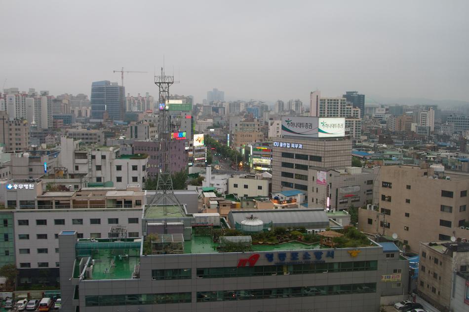 Wet Seoul [ EF 24 - 105mm 1:4 L IS ]