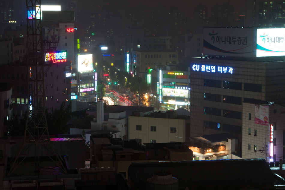 Night Seoul [ EF 24 - 105mm 1:4 L IS ]