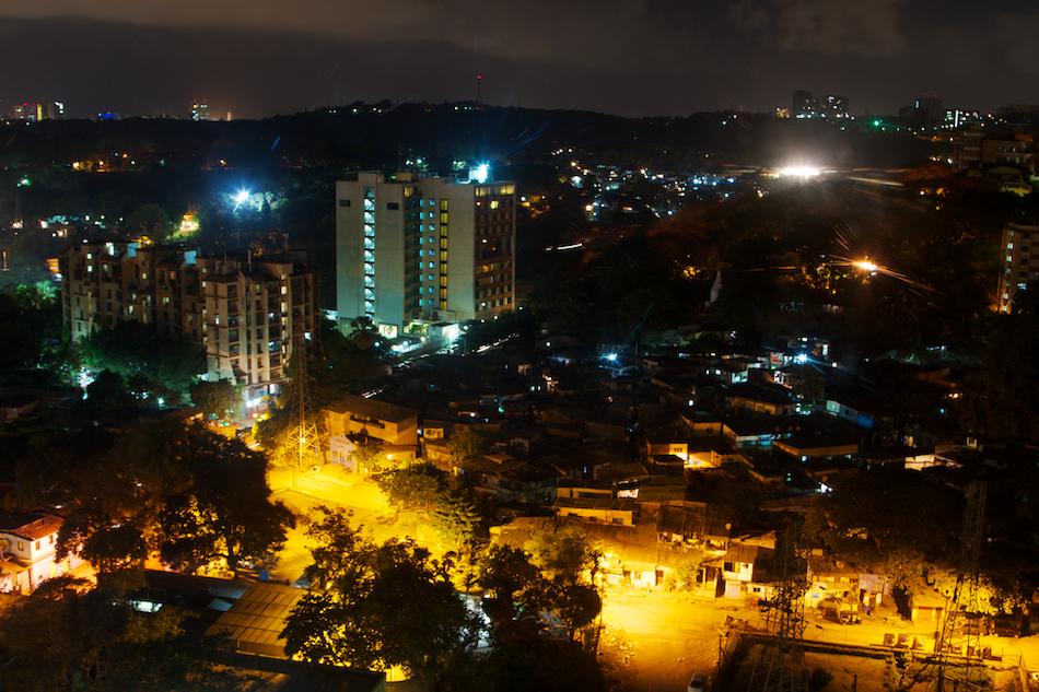 Slums at Night [ EF 24 - 105mm 1:4 L IS ]