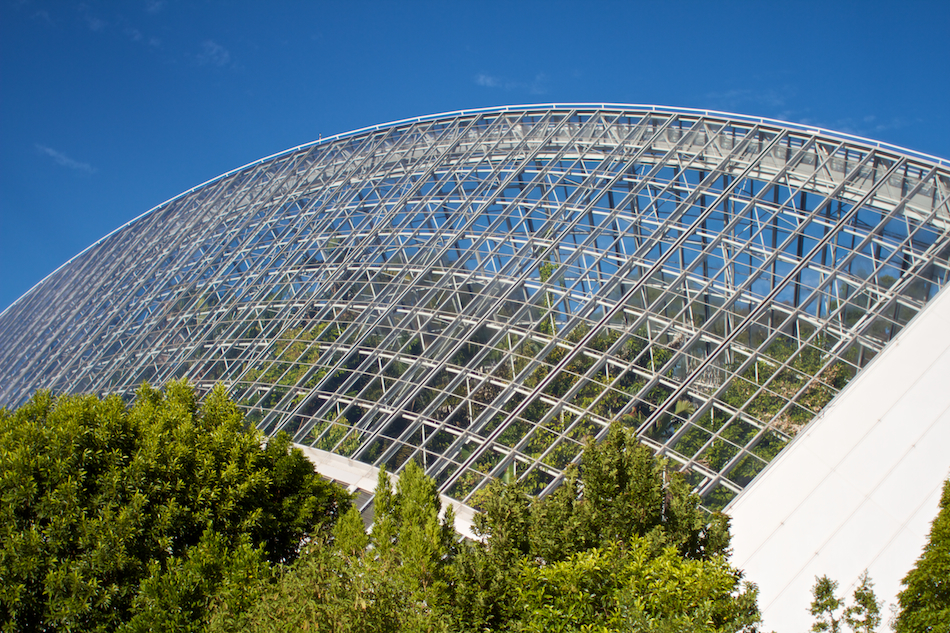 Conservatory [ EF 28mm 1.8 ]