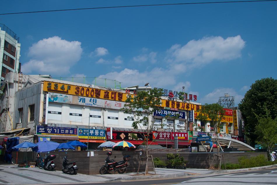 Seoul Shops [ EF 24 - 105mm 1:4 L IS ]