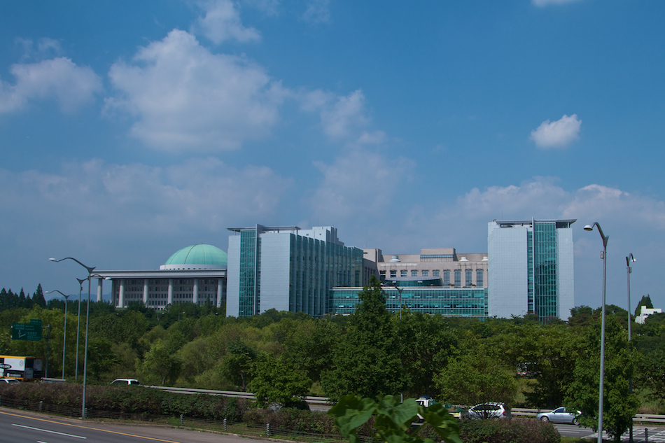 National Assembly of Korea [ EF 24 - 105mm 1:4 L IS ]