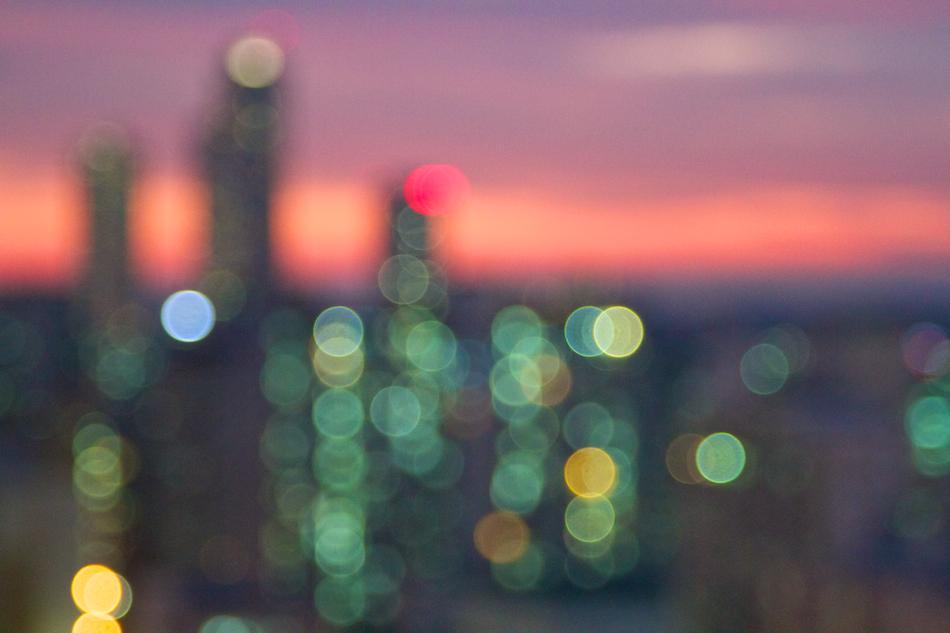 Sunset Blur [ EF 24 - 105mm 1:4 L IS ]