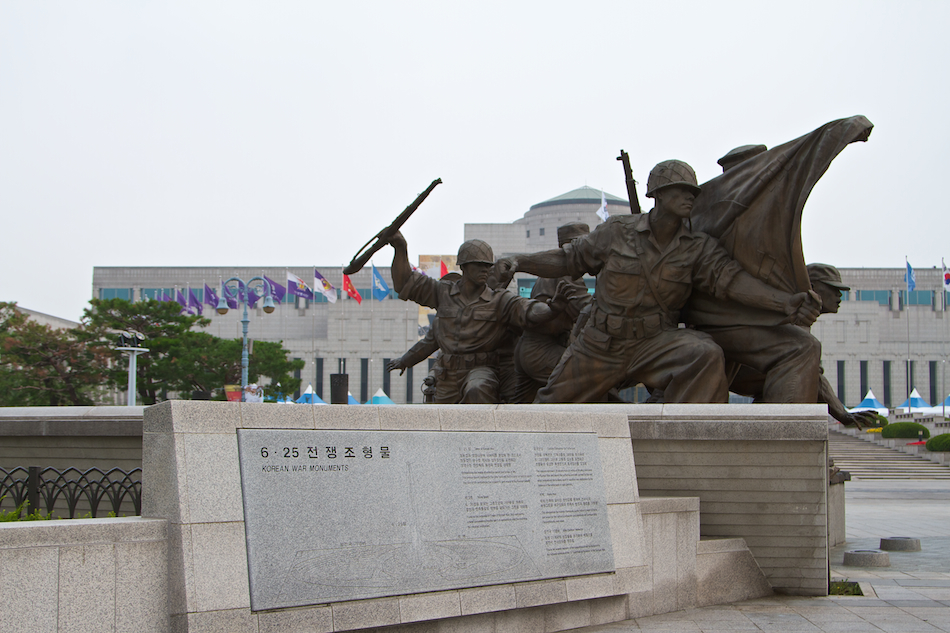 Korean War Monument [ EF 24 - 105mm 1:4 L IS ]