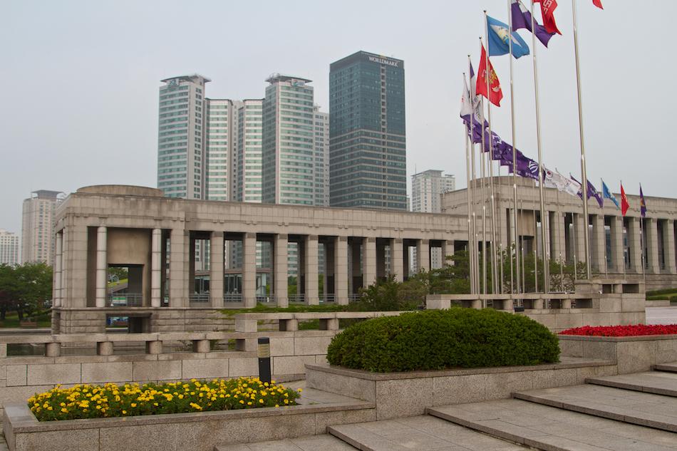 War Memorial of Korea [ EF 24 - 105mm 1:4 L IS ]