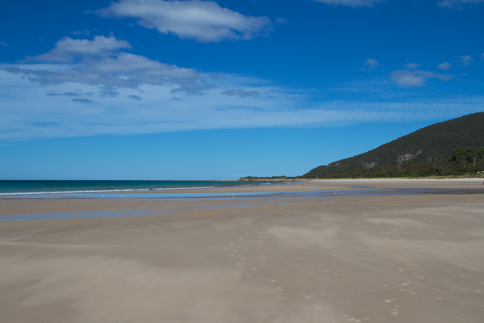 Low Tide, Sisters Beach [ EF 24 - 105mm 1:4 L IS ]