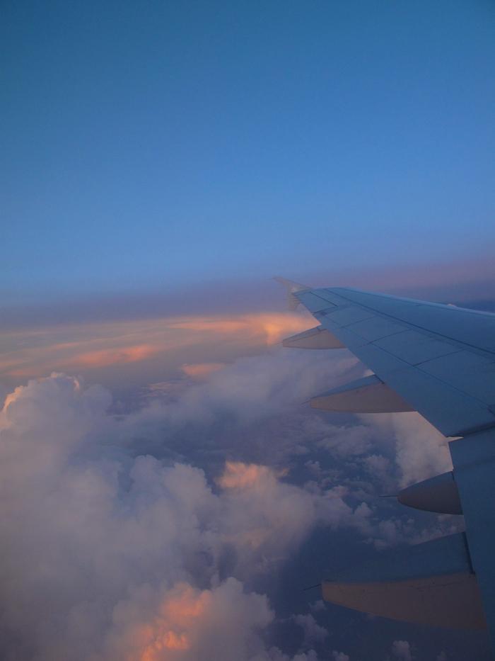 Sunrise, South China Sea