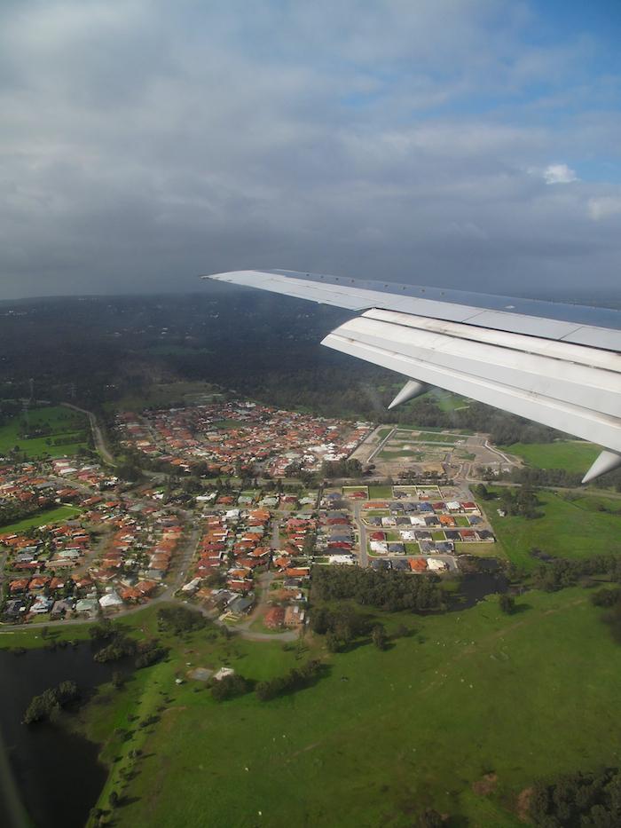 Landing: Perth