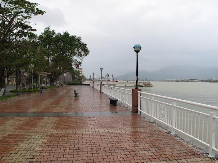 Beside the Han River