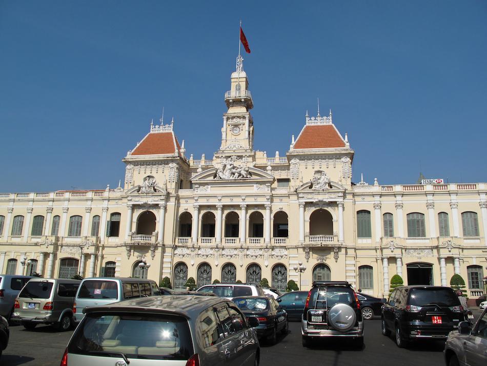 Saigon City Hall