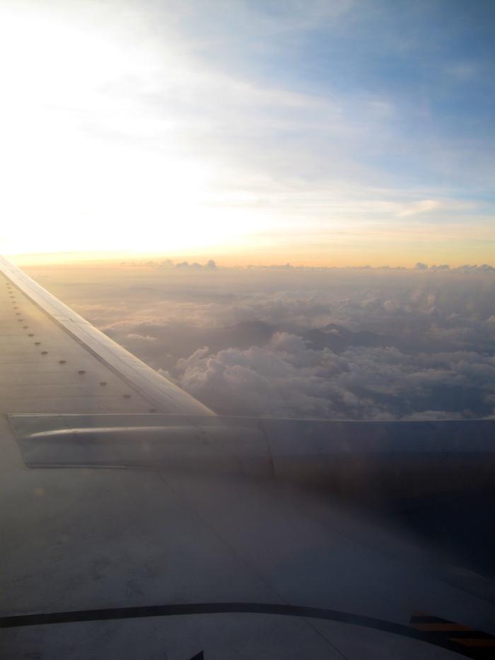 Clouds over Vietnam