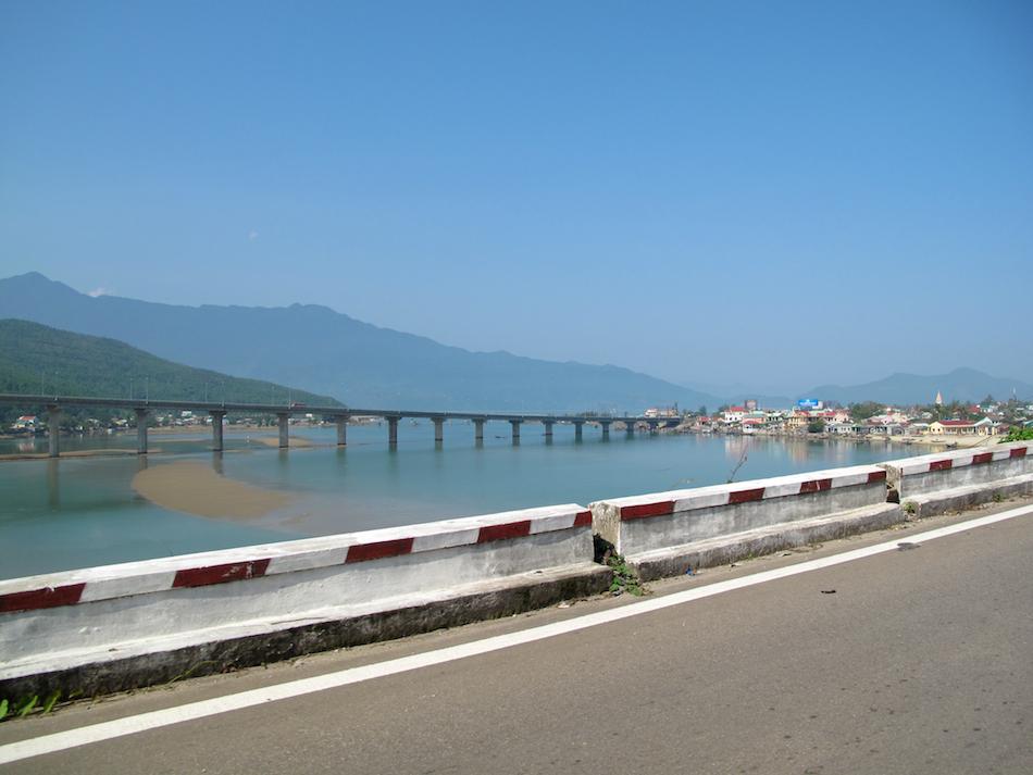 Hai Van Bridge