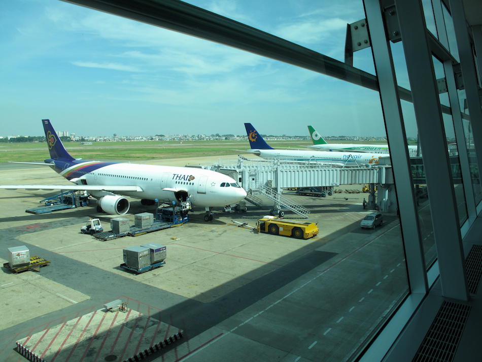 Thai Airways - Saigon