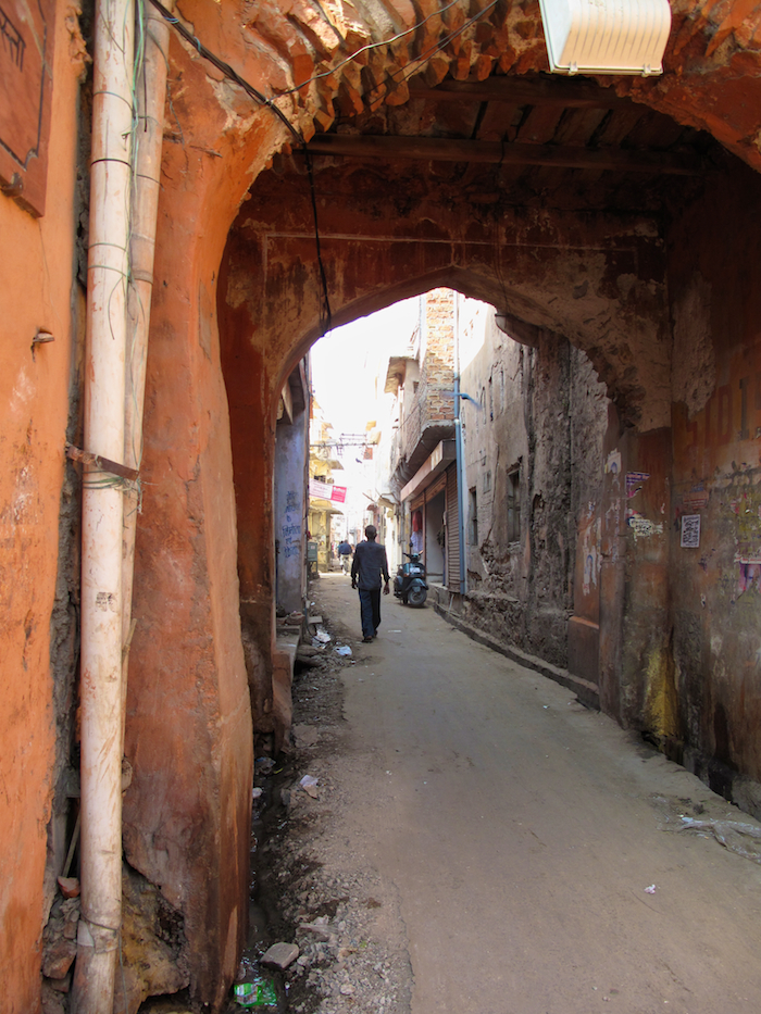 Pink City Alley II
