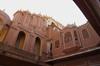 Hawa Mahal Walls