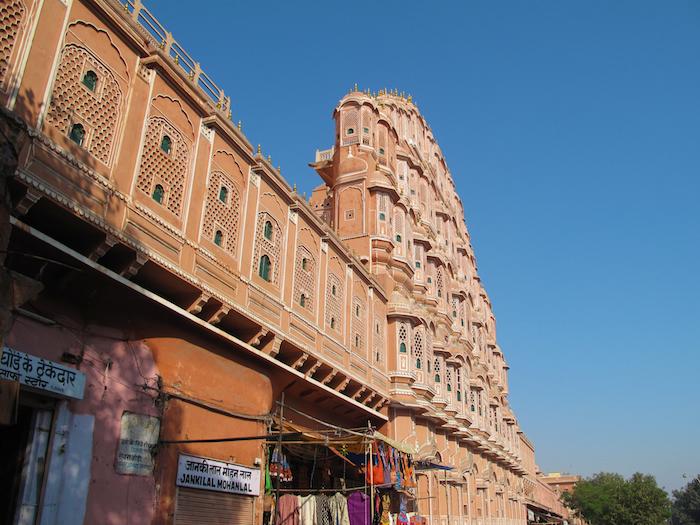 Hawa Mahal Front