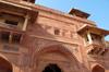 Jodh Bai Palace Wall
