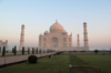 Morning Taj Mahal