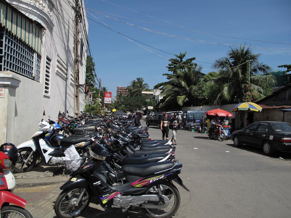 Cambodian Transport