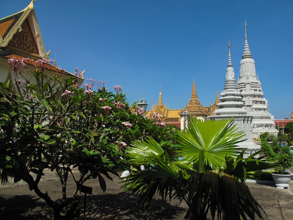 Silver Pagoda Compound