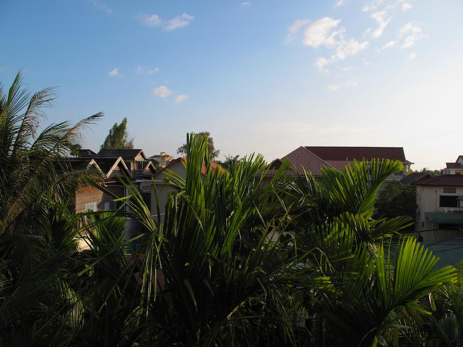Siem Reap Afternoon