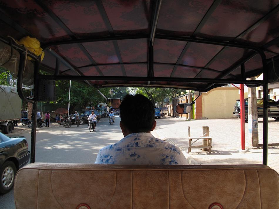 City Rickshaw