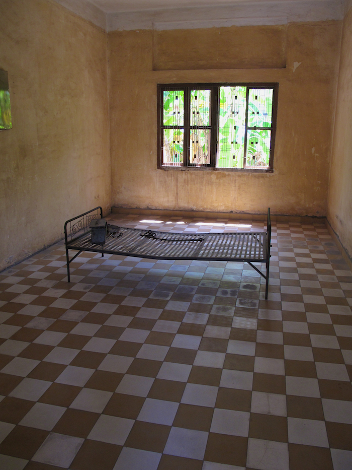 S-21 Prison Cell