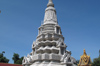 Stupa of HM King Suramarit and HM Queen Kossomak