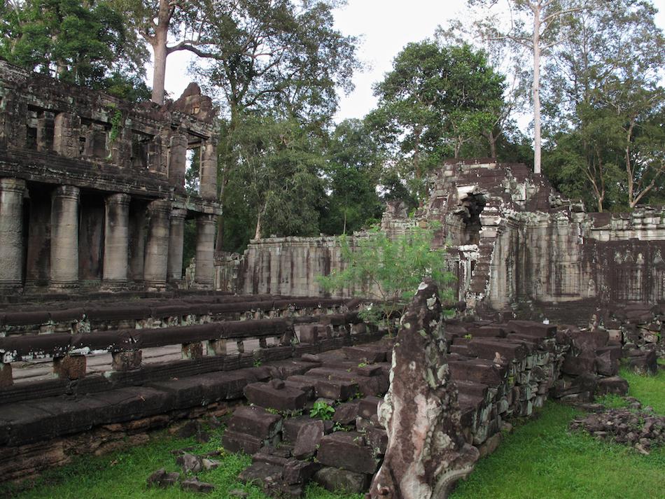 Banteay Kdei Remains