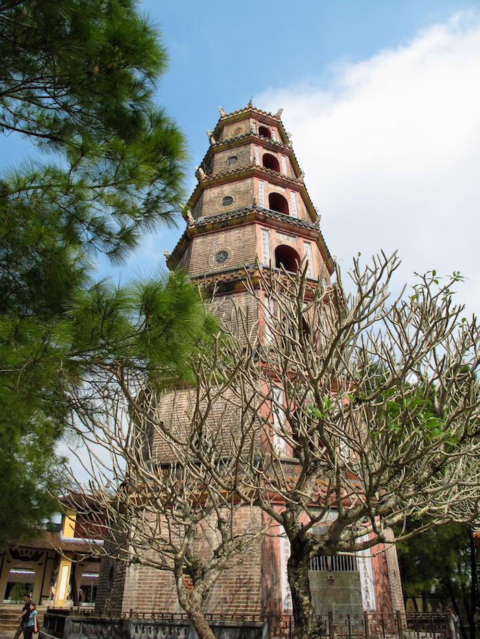 Thap Phuoc Duyen Tower