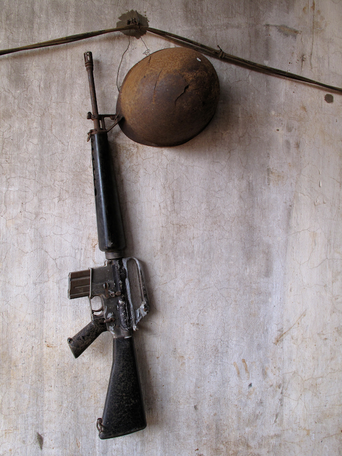 Objects for War
