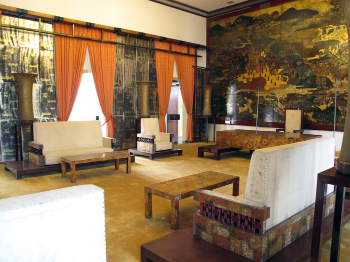 Rooms in the Palace