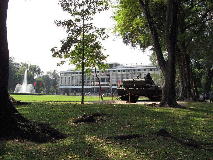 Palace Grounds