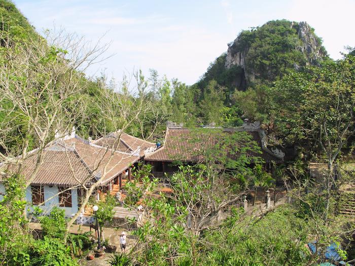 Monks' Residences