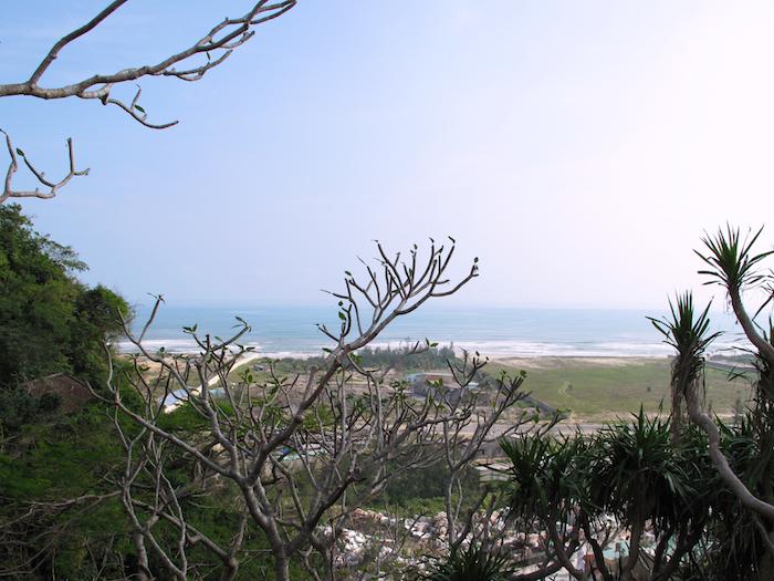 View to China Beach