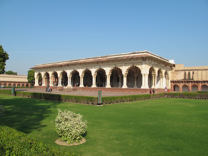 Diwan-i-Am (Hall of Public Audiences)