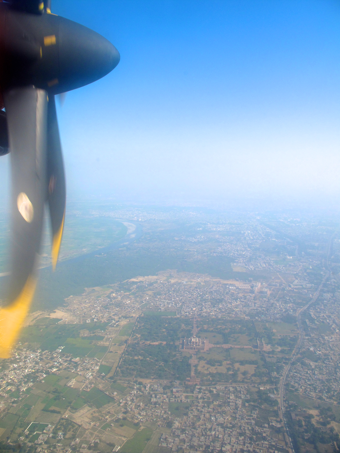 Delhi by Air