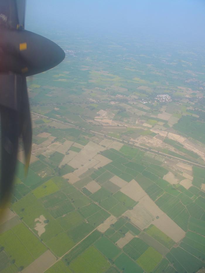 Uttar Pradesh by Air