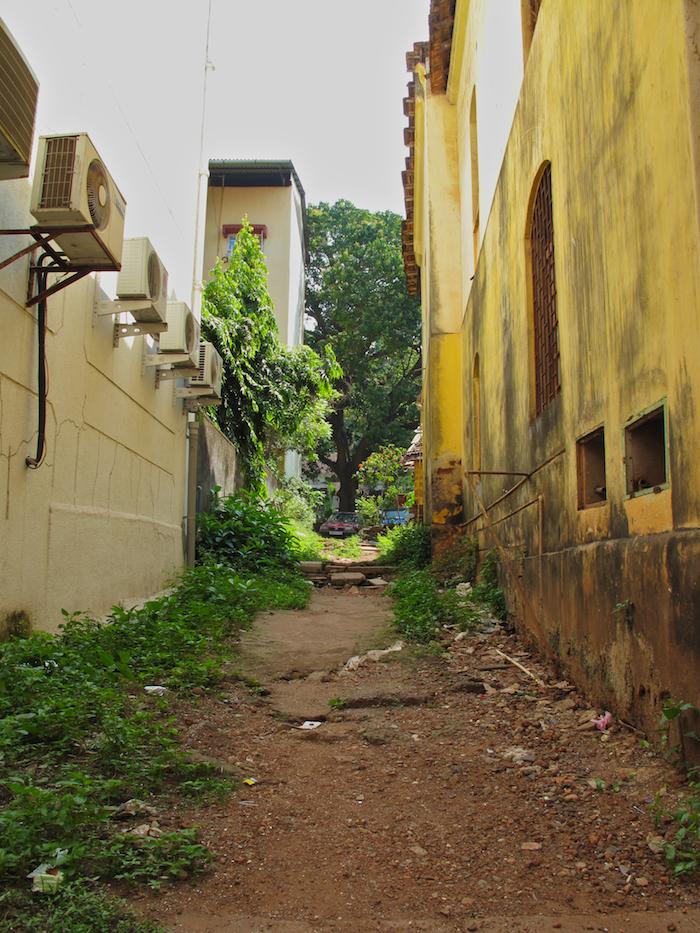 Panaji Alley I