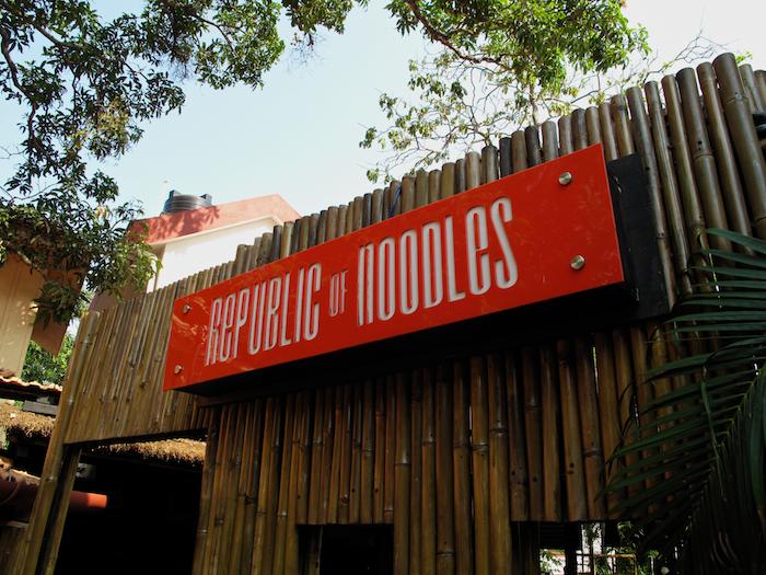 Republic of Noodles
