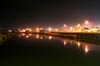 Tamar River at Night