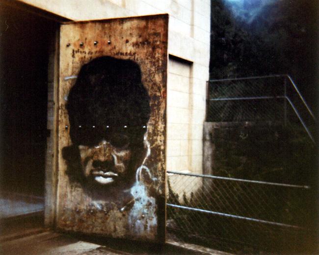 Jimi - Graffiti