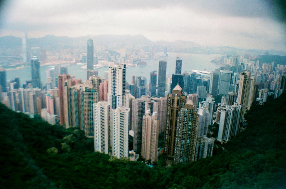 Hong Kong on Film