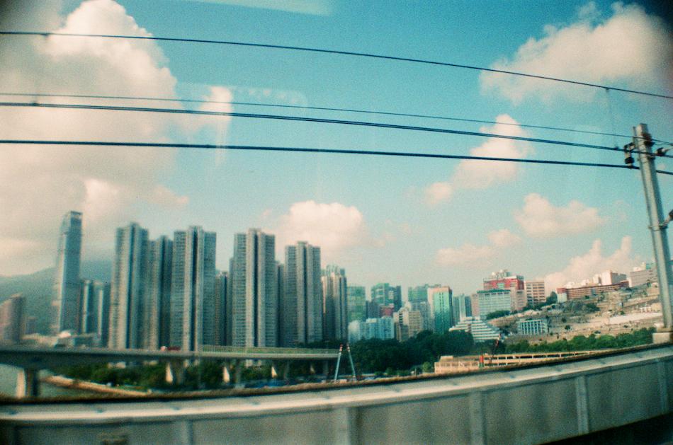 Hong Kong Airport Train