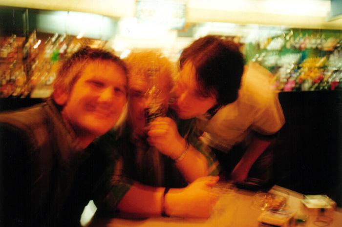 Keith, Me and Wayne
